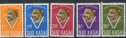 Armoiries  XXX - South-Kasaï