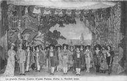 03-VICHY-LA GRANDE REVUE- CASINO ELYSEE PALACE VICHY - Vichy