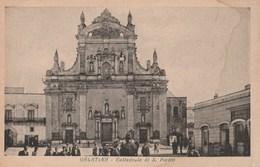 GALATINA - Cattedrale Di S. Pietro  - ANIMATA - - Lecce