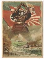 FRANCHIGIA  P.N.F. O.N.D. - BOCCASILE - SAMURAI - Guerre 1939-45