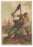 FRANCHIGIA  P.N.F. - BOCCASILE - LA DISPERATA - Guerre 1939-45