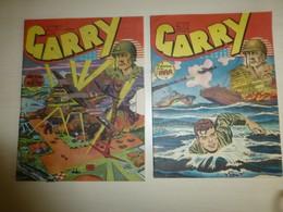 Garry, N°75 Et 91, Air Force Sur Jolo, L'oiseau De L'enfer, 1954 ; L07 - Ohne Zuordnung