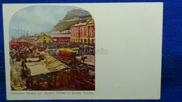 Champlain Market And Ancient Citadel Of Quebec Canada - Québec - La Citadelle