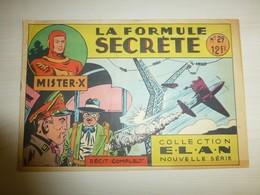 La Formule Secrète, N)29, Mister X , Vers 1948 ? ; L07 - Ohne Zuordnung