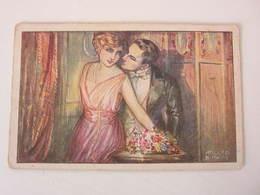 Carte Postale Illustrateur Adolfo BUSI - Busi, Adolfo