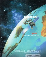 Indonesia 2016 Space Satellites SS MNH - Asia