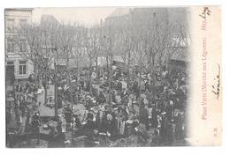 Huy Place Verte (marché Aux Légumes) 13 1905 - Huy