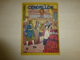 CENDRILLON, Racontée Par L'image, 1952 ; L07 - Ohne Zuordnung