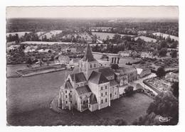 50 CERISY La FORÊT Vers Saint St LO N°21013 Vue Aérienne Eglise Abbatiale VOIR DOS - Saint Lo