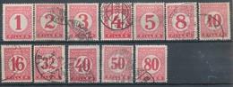 1926. Pengo-Filler Porto (I.) - Postage Due