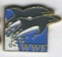 Pin's Associations WWF - Associations
