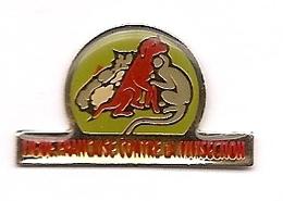 Pin's Associations Ligue Française Contre La Vivisection - Associations