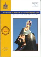 Bulletin Du CRHAA (Ath), N°280, Juillet 2014 (sur Samson) - Culture