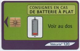 Télécarte Publique Française Réf F1273B Utilisée - Cote 5 € - ( TBE Voir Les 2 Scans Recto / Verso ) - - France