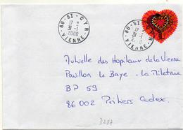 France N° 3297 Y. Et T. Vienne St Cyr Cachet A9 Du 31/01/2000 - 1961-....