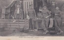 Armée Indo-anglaise Cuisiniers Anglais - War 1914-18
