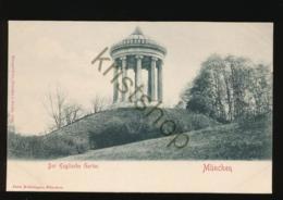 München - Der Englische Garten [Z02-1.656 - Zonder Classificatie