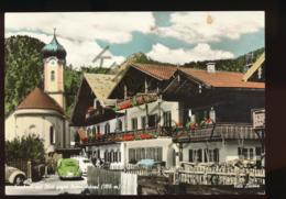 Farchant Mit Blick Gegen Brünstelkopf [Z02-1.812 - Allemagne