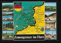 Zonengrenze Im Harz [Z02-1.881 - Germany