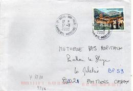 France N° 3310 Y. Et T. Charente Mme Nieul Sur Mer Cachet A9 Du 17/05/2000 - 1961-....
