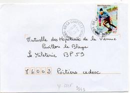 France N° 3315 Y. Et T. Vienne La Chapelle Moulière Cachet A9 Du 18/05/2000 - 1961-....