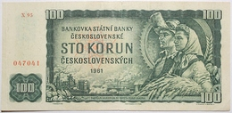Tchécoslovaquie - 100 Korun - 1990 - PICK 91c - TTB - Tchécoslovaquie