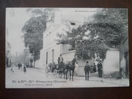 Carte  M-GHESQUIERE-WATRELOT  76, Rue Des Stations   -LILLE - Lille