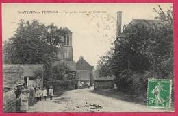 Mayenne-St Julien Du Terroux-Vue Prise Route De Couterne - Altri Comuni