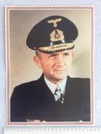 Portrait Karl Dönitz Bild Großadmiral Kriegsmarine 2 WK - 1939-45