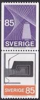 Schweden, 1974,  Mi. Nr.: 864/65,  MNH **, Textil- Und Konfektionsindustrie. - Sweden