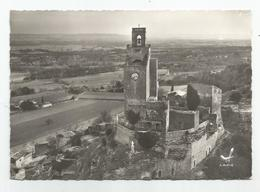 26 Drome Chamaret Vestiges De L'ancien Chateau En Avion Ed Lapie - Autres Communes