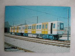 LOT De 36 CPM - Thème FERROVIAIRE - Métro - U-Bahnen