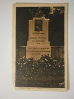 04 Digne, Monument Frédéric Mistral (A9p5) - Digne