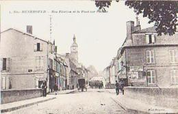 Marne        950        Sainte-Menehould.Rue Florian Et Le Pont Sur L'Aisne - Sainte-Menehould