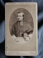 Photo CDV  Appert à Paris  Religieux, Prêtre, Curé, Abbé  Sec. Empire  CA 1865-70 - L498F - Old (before 1900)
