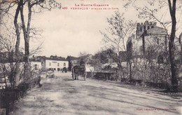 Haute-Garonne - Venerque - Avenue De La Gare - France