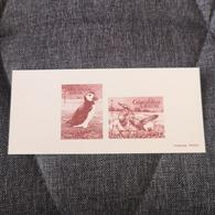 FRANCE FDC GRAVURE épreuve 1er Jour 2012 Ligue Pour La Protection Des Oiseaux - Collection Timbre Poste - 2010-2019