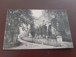 CHIMAY Château De Chimay Vue Du Côté Du Parc - Chimay