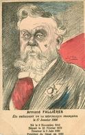 WW PERSONNAGE POLITIQUE. Armand Fallières Président De La République En 1906 - Personnages