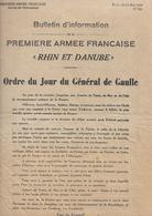 Rhin Et Danube - 1939-45