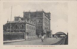 Bombay - Ballard Pier & The Port Trust Office   (A-204-200216) - Inde