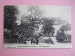 Canton De SOMBERNON_AGEY_Le Chateau_TBE - Otros Municipios