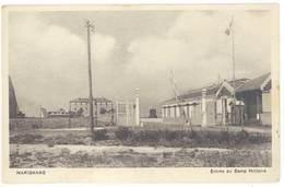Cpa Marignane - Entrée Du Camp Militaire ( Saint Victoret ) - Marignane