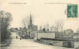 85 LA MOTHE ACHARD - ROUTE DE LA ROCHE  N° 315079 - La Mothe Achard
