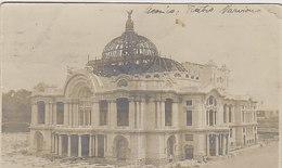 Mexico - Theatro - Postal Fotographico - 1923   (A-204-200216) - Messico