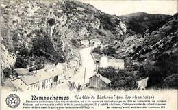 REMOUCHAMPS - Vallée De Sècheval (ou Des Chantoirs) - N'a Pas Circulé - Aywaille