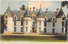 TOURS-ST AVERTIN : CHATEAU DE CANGE - Tours