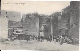BRINDISI - Porta Mesagne (Editeur Angeli Giovanni - Brindisi) - Brindisi