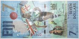 Fidji - 7 Dollars - 2017 - PICK 120 - NEUF - Fidschi