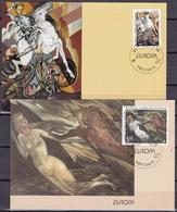Bosnia (Croatian), 1997, Europa, Maximum Cards - 1997